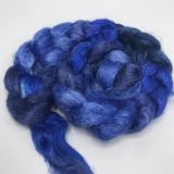 Salt Spring Island Limited Edition 'Lake Erie' - Tussah Silk Roving/Sliver 25g