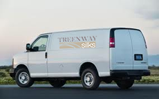 photo of Treenway Silks cargo van