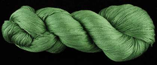 color now! yarn in green