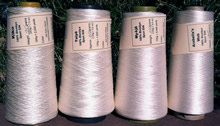 photo of coned yarn