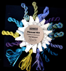photo of thread kit pack