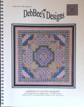 silk thread kit photo - DebBee's Designs