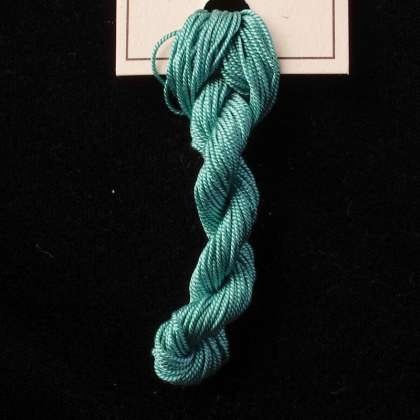 10 Malachite - Thread, Tranquility (fine cord): click to enlarge