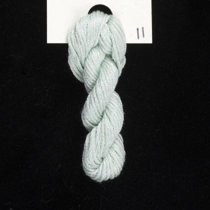 11 Sea Lyric - Thread, Harmony (6-strand silk floss): click to enlarge