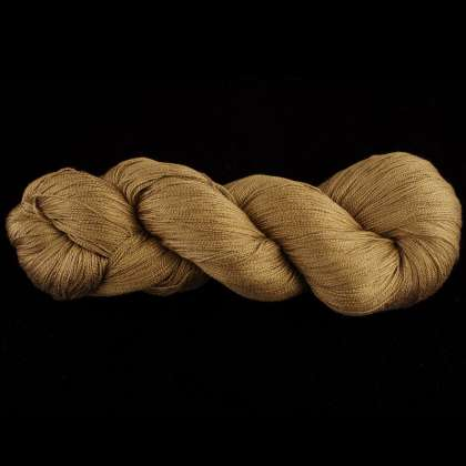 Color Now! - Kiku Silk Yarn -   17 Smokey Topaz: click to enlarge