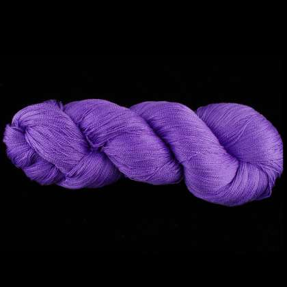 Color Now! - Zola Silk Yarn -  218 Love-in-a-Mist: click to enlarge