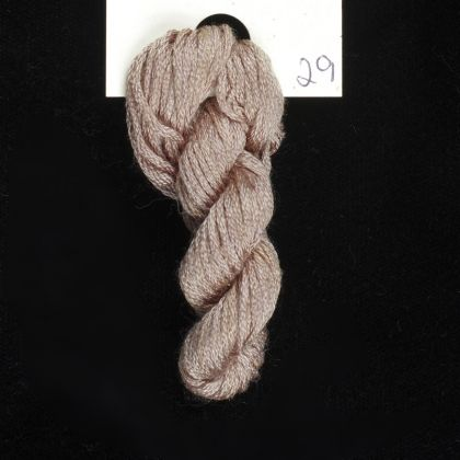 29 Tundra - Thread, Harmony (6-strand silk floss): click to enlarge