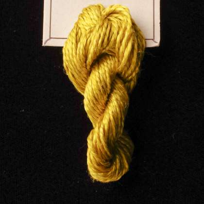 304 Chamomile Gold - Thread, Serenity (8/2 reeled): click to enlarge