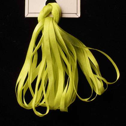 309 Apple Green - Ribbon, 3.5mm: click to enlarge