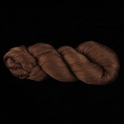 Color Now! - Kiku Silk Yarn -  310 Latte: click to enlarge