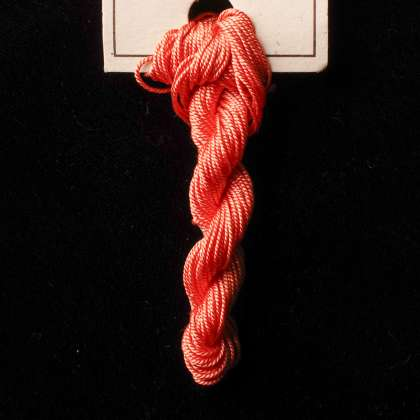 32 Salmonberry - Thread, Tranquility (fine cord): click to enlarge