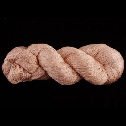 Color Now! - Kiku Silk Yarn -   35 Champagne: click to enlarge
