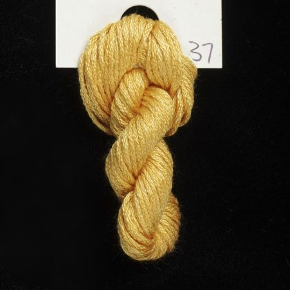 37 Maize - Thread, Harmony (6-strand silk floss): click to enlarge