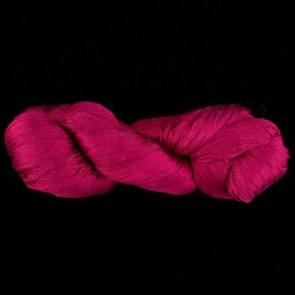 Color Now! - Kiku Silk Yarn -   42 Opera Velvet: click to enlarge