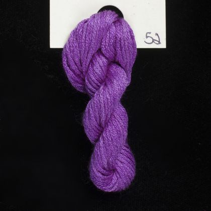 52 Amethyst - Thread, Harmony (6-strand silk floss): click to enlarge