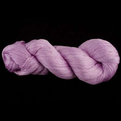 Color Now! - Kiku Silk Yarn -   53 Wild Orchid: click to enlarge