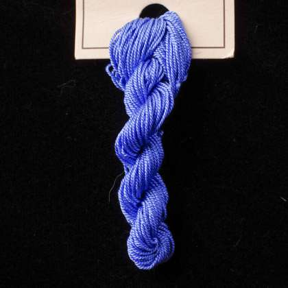 7 Bachelor's Button - Thread, Tranquility (fine cord): click to enlarge