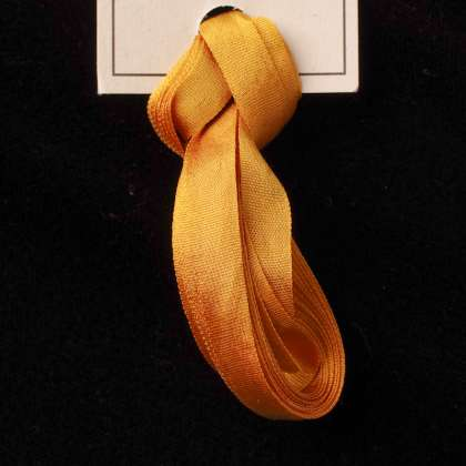 9514 Amber - Ribbon, 7mm: click to enlarge