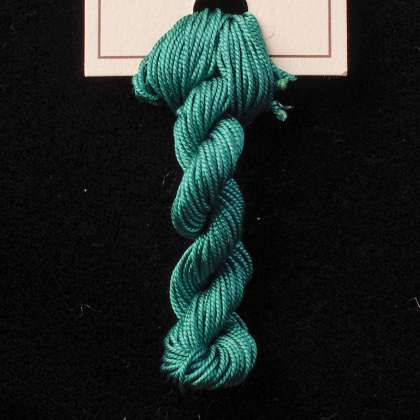 9 Emerald Dream - Thread, Tranquility (fine cord): click to enlarge