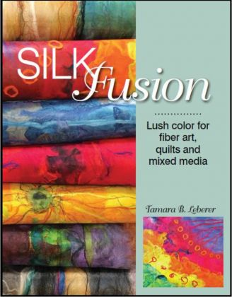 Silk Fusion book by Tamara Leberer