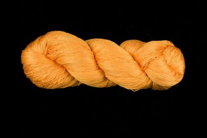 Color Now! - Kiku Silk Yarn -   37 Maize: click to enlarge