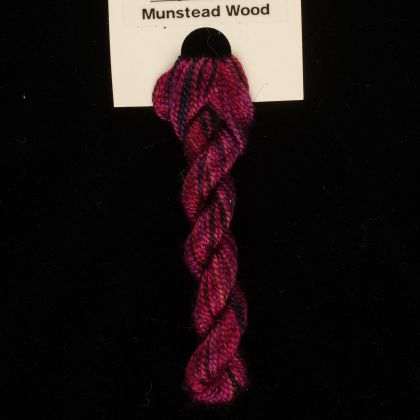 65 Roses® 'Munstead Wood' - Thread, Zen Shin: click to enlarge