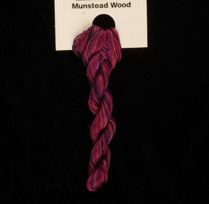 65 Roses® 'Munstead Wood' - Thread, Tranquility (fine cord thread): click to enlarge