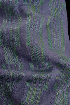 "Kit - Weaving - Limited Edition ""A Luminous Stream (ALS)"" Scarves Kit: click to enlarge"