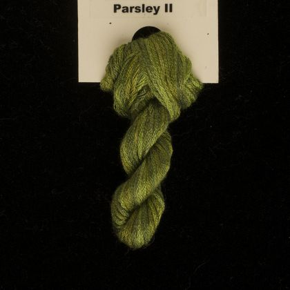 65 Roses® 'Parsley II' - Thread, Harmony (6-strand silk floss): click to enlarge