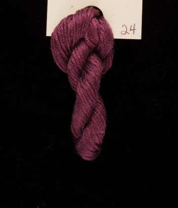 24 Sadie - Thread, Harmony (6-strand silk floss): click to enlarge