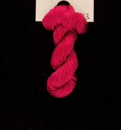 43 Harlequin - Thread, Harmony (6-strand silk floss): click to enlarge