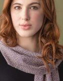 "Kit - Weaving -Limited Edition ""Silken Splendor"" Scarves by Deanna Deeds"