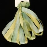 65 Roses® 'Miss Lemon Abelia' - 13mm Silk Ribbon