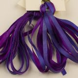 65 Roses® 'Bleu Magenta' -  3.5mm Silk Ribbon