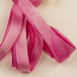 65 Roses® 'Cherry O' -  7mm Silk Ribbon