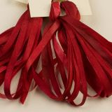 65 Roses® 'Crimson Glory' -  3.5mm Silk Ribbon