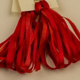 65 Roses® 'Flaming Kardinal' -  3.5mm Silk Ribbon