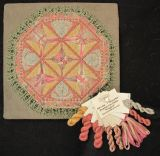 "Thread Kit - Threedles Needleart Design's - Four Friends ""Tangiers"""