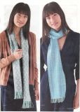 "Kit - Weaving - Limited Edition ""Surprising Crackle"" Silk Scarves Kit"
