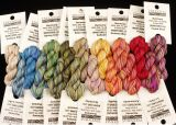 ALL 17 Montano Colorways (1 each) - Thread, Harmony (6-strand silk floss)