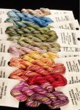 ALL 17 Montano Colorways (1 each) - Thread, Serenity (8/2 reeled)