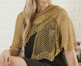 Kit - Knitting - Golden Flower Shawl
