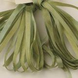 65 Roses® 'Parsley' -  3.5mm Silk Ribbon