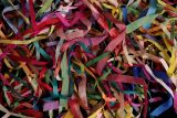 Silk Ribbon Confetti