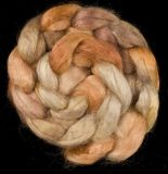 Salt Spring Island 'Harbourside' - Tussah Silk Roving/Sliver 25g