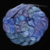 Salt Spring Island 'Lake Superior' - Tussah Silk Roving/Sliver 25g