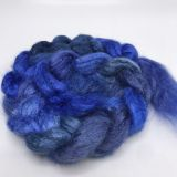 Salt Spring Island Limited Edition 'Lake Superior' - Tussah Silk Roving/Sliver 25g
