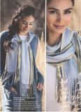 "Kit - Rigid Heddle Limited Edition ""Sea Slug Silken Splendor"" Silk Scarf Kit"