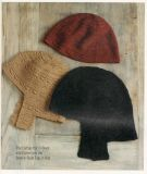 Kit - Knitting - Textured Silk Cap & Hats