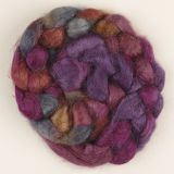 Salt Spring Island 'Twilight Valley' - Tussah Roving/Sliver 25g